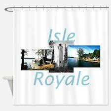ABH Isle Royale Shower Curtain