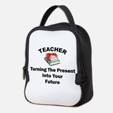 Teachers Present Neoprene Lunch Bag