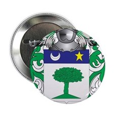 "Dumas Coat of Arms 2.25"" Button"