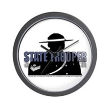 TROOPER Wall Clock