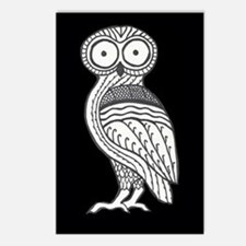 Athena Owl Postcards (Package of 8)