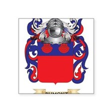 Dumont Coat of Arms Sticker