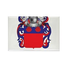Dumont Coat of Arms Rectangle Magnet