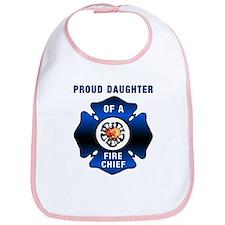 Fire Chiefs Daughter Bib