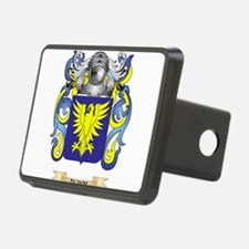 Dunn Coat of Arms Hitch Cover
