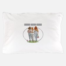 Youre Never Alone Pillow Case