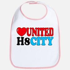 Love United H8 City Bib