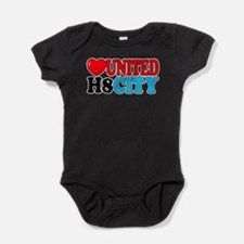 Love United H8 City Baby Bodysuit
