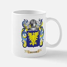 Dunne Coat of Arms Mug
