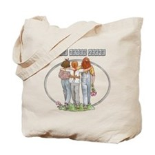 Youre Never Alone Tote Bag