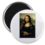 Mona Lisa Magnet