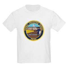 FPS Police Kids T-Shirt