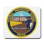 FPS Police Mousepad