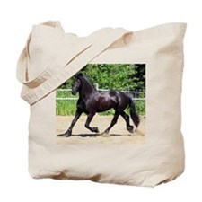 """Friesian 4"" Tote Bag"