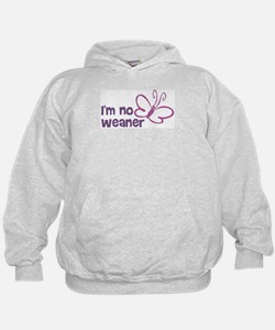 Girl's Child Led Weaning Hoodie