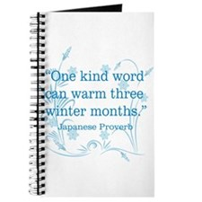 One Kind Word Journal