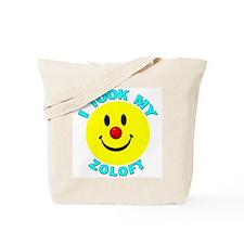 Zoloft Tote Bag