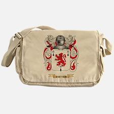 Dwyer Coat of Arms Messenger Bag