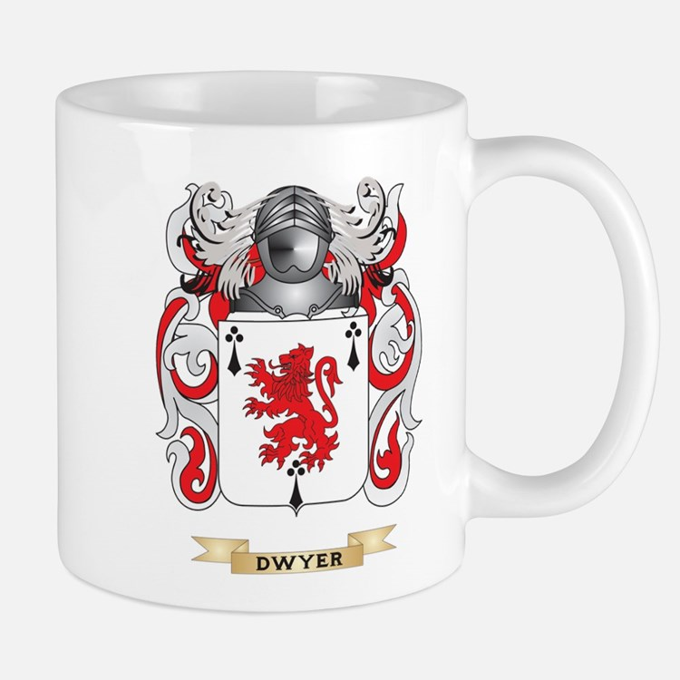 Dwyer Coat of Arms Small Small Mug