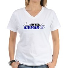 Proud Sister of an Airman T-Shirt