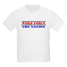 Invest In Labor! T-Shirt