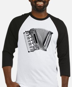 Accordion Squeezebox Baseball Jersey