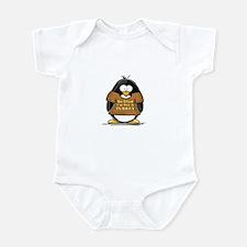 Not a Turkey Penguin Infant Bodysuit