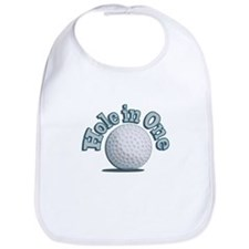 Hole in One (txt) Bib