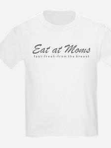 Cute Breastfeeding Wear Kids T-Shirt