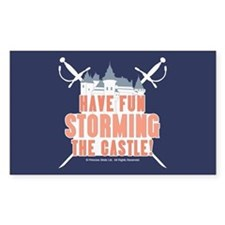Princess Bride Storming the Castle Stickers