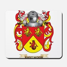 Eastwood Coat of Arms Mousepad