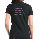 Breast cancer awareness hope Tops