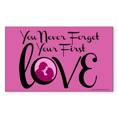 You Never Forget Dirty Dancing Decal