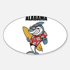 Alabama Decal
