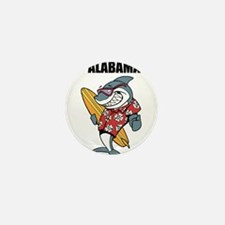Alabama Mini Button