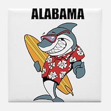 Alabama Tile Coaster