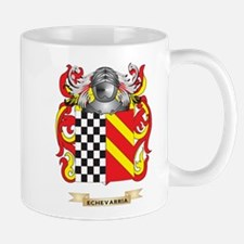 Echevarria Coat of Arms Small Mugs