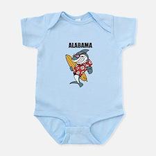 Alabama Body Suit