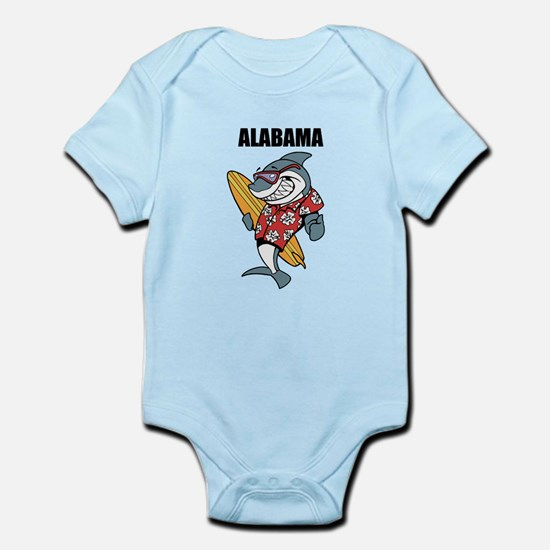 Alabama Body Suit