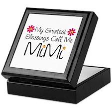 My Greatest Blessings Keepsake Box