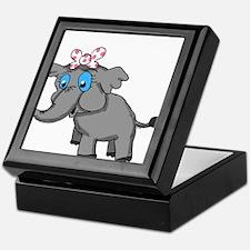 Ella Elephant Keepsake Box