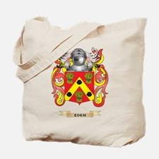 Eden Coat of Arms Tote Bag
