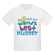 Nanny World's best Hugger T-Shirt