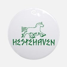 Ornament Hestehaven Logo
