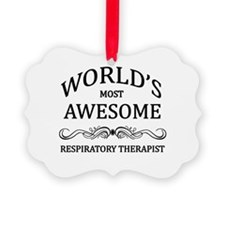World's Most Awesome Respiratory Therapist Picture