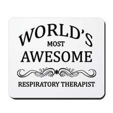 World's Most Awesome Respiratory Therapist Mousepa
