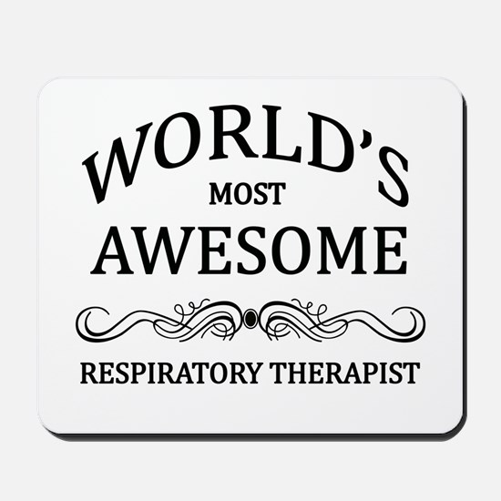 World's Most Awesome Respiratory Therapist Mousepa