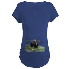 Jackson Hole WY Moose T-Shirt