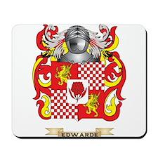 Edwarde Coat of Arms Mousepad