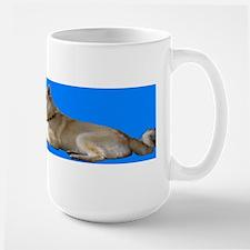 Buhunds Mug